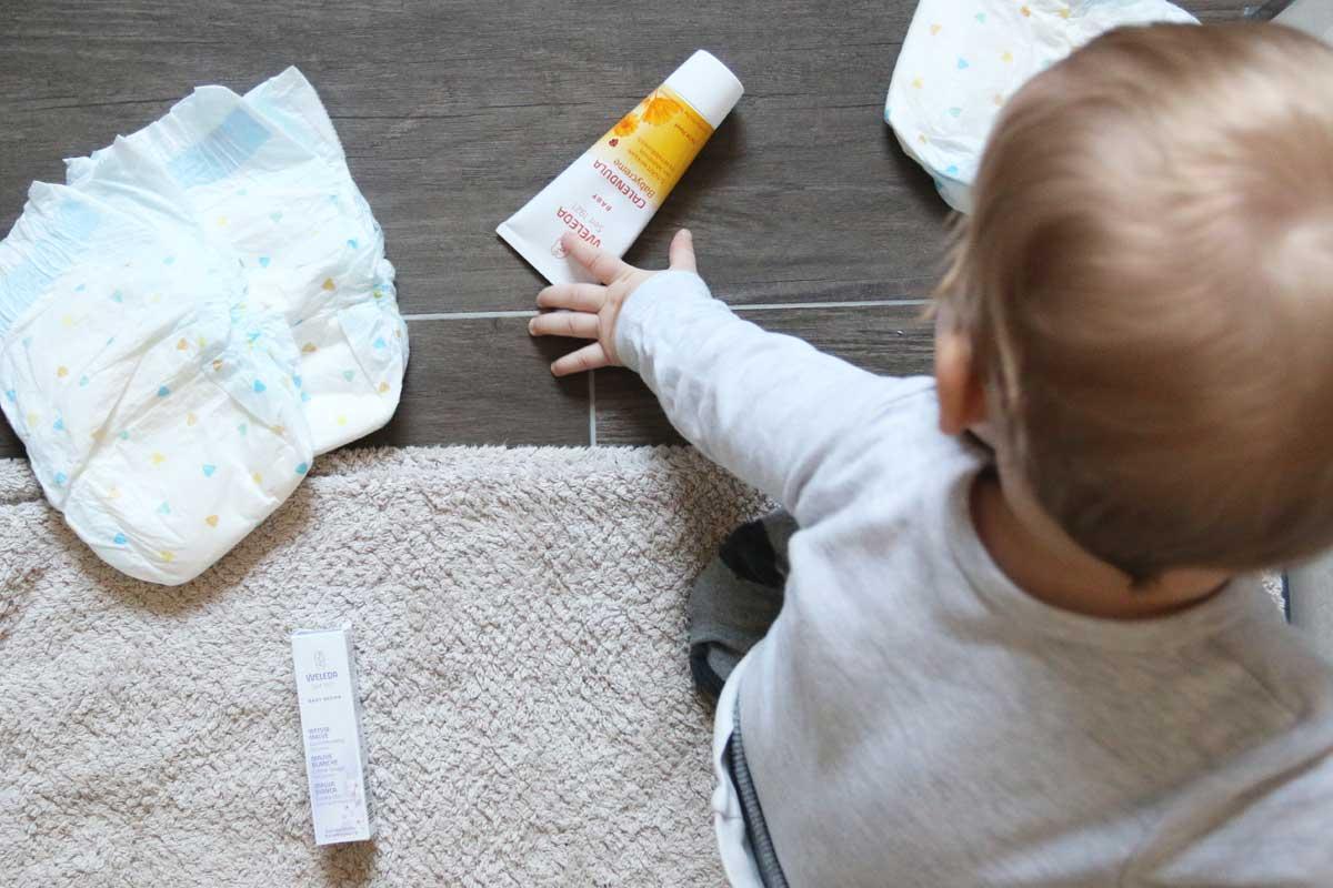 Weleda Babypflege
